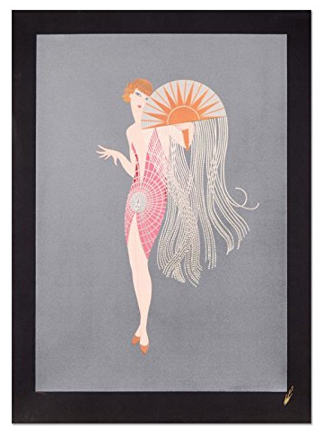 Erte, Flapper Limited Edition, 1990