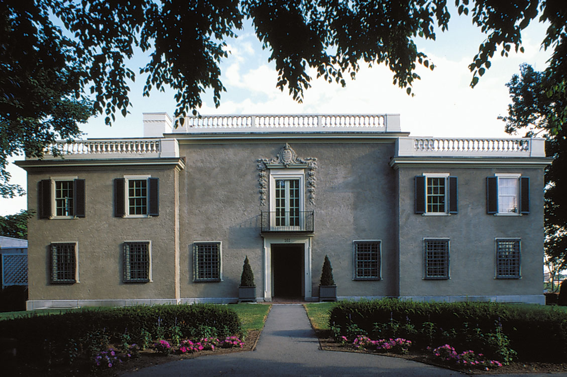 Hyde House, The Hyde Collection, Glens Falls, New York