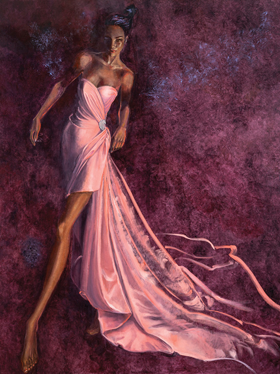 Pink Prowl by Barbara Tyler Ahlfield