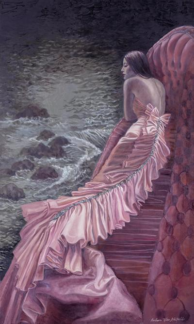Pink Taffeta by Barbara Tyler Ahlfield