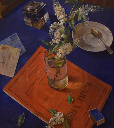 bird cherry petrov vodkin