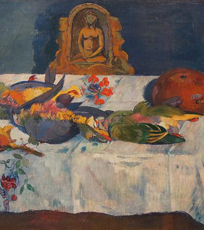 Paul Gauguin still life prints